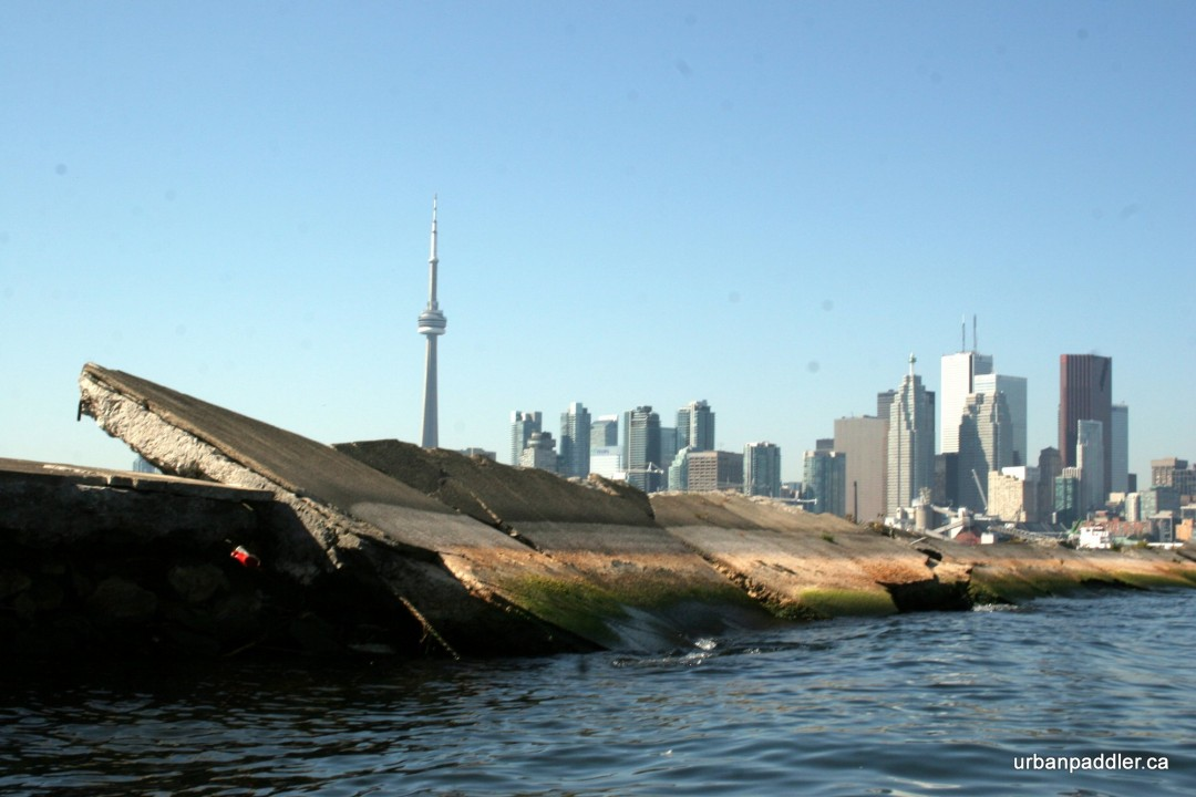 How Do I Get From Toronto Island Airport To Downtown